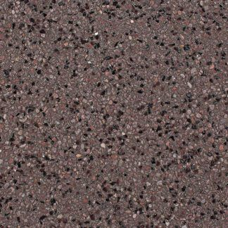 With Bomanite revealed exposed aggregate in finish EX-RV-080211-06 you can create a raised pathway or patio and by adding a stained accent border your eye will be drawn into the beautifully finished product.