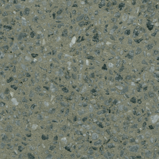 Bomanite revealed  exposed aggregate in finish EX-RV-081014-05 is neutral in color to create a subdued paving option that offers durability and an excellent life cycle with reduced maintenance requirements.