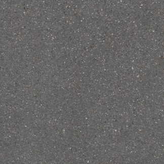 Shale gray renaissance polished concrete by Bomanite is deep and rich in color and offers a luxurious, expensive feel with its lustrous shine, while being reasonably priced and simple to install.