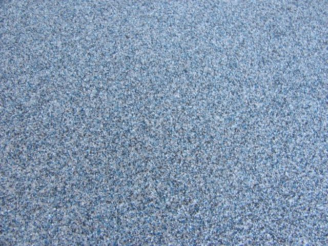 Bomanite Broadcast Aggregate - Dog Kennel Floor Close Up