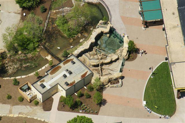 Kansas City Zoo - Bomanite Sandscape Texture