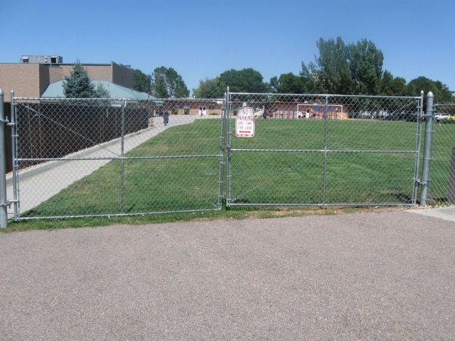 Van Della School - Concealed Grasscrete