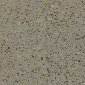 Bomanite Modena Monolithic in finish CP-MDM-010416-01 has yellow, honey, and tan that is pleasing to the eye, matches almost any décor and architecture and can be polished to any gloss level.