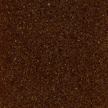 Bomanite Toppings Chemical Stain in Auburn on Un-Colored Ground Concrete.