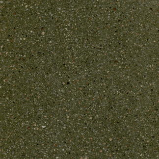 Bomanite Toppings Chemical Stain in Olive on Un-Colored Ground Concrete.